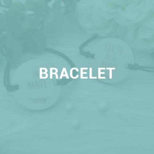 Bracelets et colliers EVJF