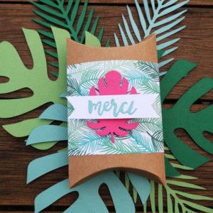 Cadeau d'invité - Tropical