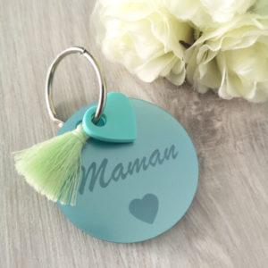 Porte clé Maman