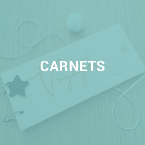 Carnets accessoires