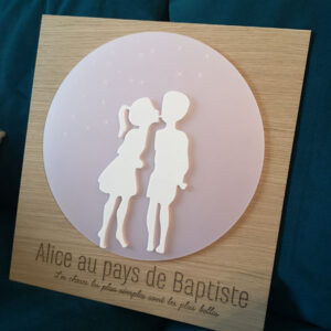 Logo Alice au Pays de Baptiste