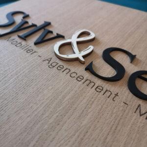 Logo Sylv & Sens