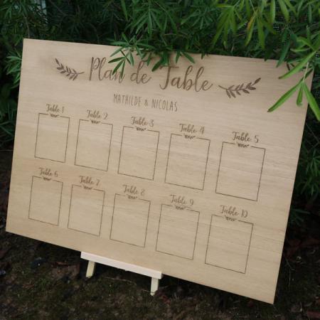 Deco de fête_Mariage_Plan de table_Chène_gravé_Champêtre_Ambiance_1_600x600