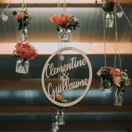 Déco mariage-COURONNE DES MARIÉS_Clémentine_2