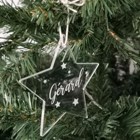 Déco de Noël_Collection Etoiles_Prénom_Transparent_Etoile_4_600x600