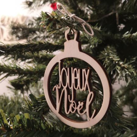 Déco de Noël_Boule Joyeux Noël_Bois_3_600x600