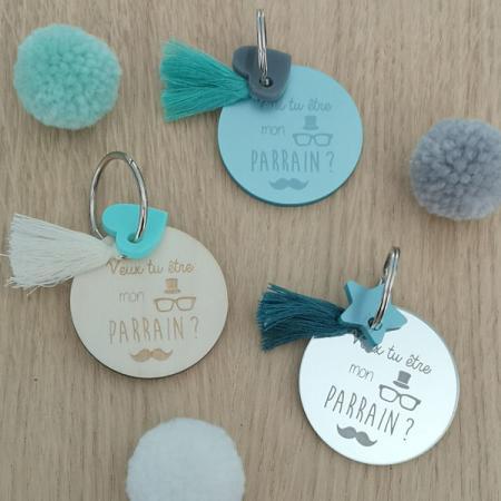 Bijoux_Accessoires_Porte clés_Parrain_M1_600x600_1